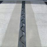 伸縮装置の後打コンクリート