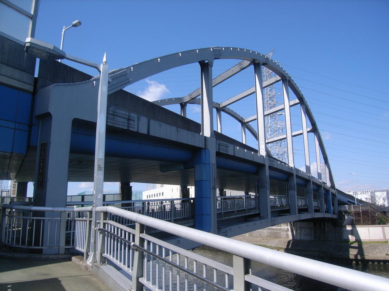 伸縮装置探訪・橋めぐり ~舟渡大橋~