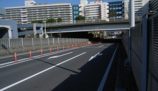 伸縮装置探訪・橋めぐり ~水神大橋取付高架橋~